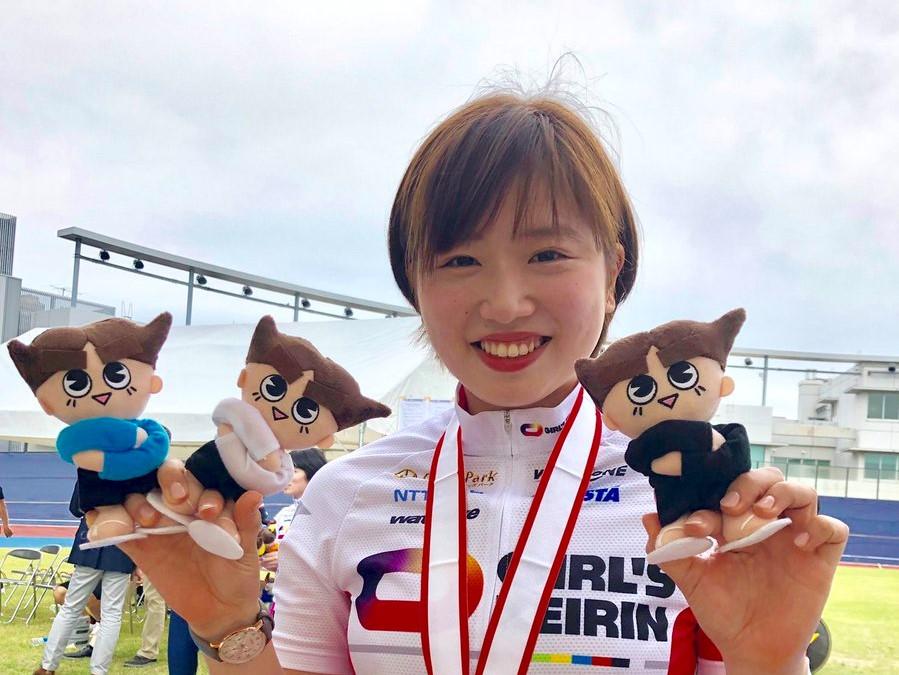 石井寛子がガールズケイリン史上初の通算400勝を達成【次の目標も既に追いかけて‥】