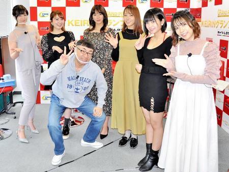 平塚で開催中の『KEIRINグランプリ2020』に豪華グラビアガールズが集結!【競輪場で会えるアイドルだった?】