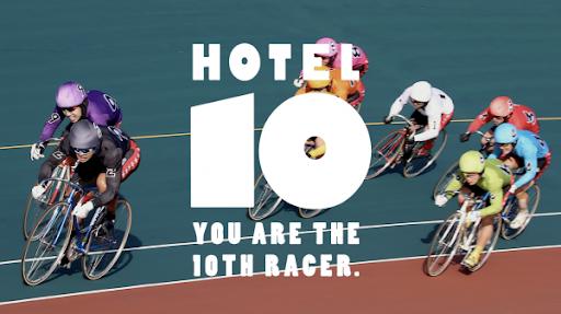 【史上初!】岡山県の玉野競輪場にスタジアム一体型ホテルが爆誕!『KEIRINHOTEL10』が3月に開業